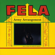 FELA KUTI - ARMY ARRANGEMENT CD