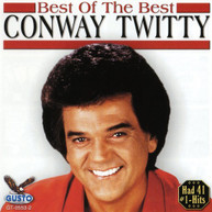 CONWAY TWITTY - BEST OF THE BEST CD