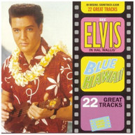 ELVIS (BONUS TRACKS) PRESLEY - BLUE HAWAII SOUNDTRACK (BONUS TRACKS) CD