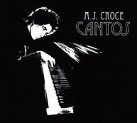 A.J. CROCE - CANTOS (DIGIPAK) CD