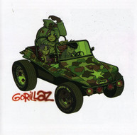 GORILLAZ - GORILLAZ (CLEAN) CD