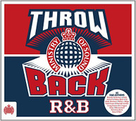MINISTRY OF SOUND: THROWBACK R&B / VARIOUS (UK) CD