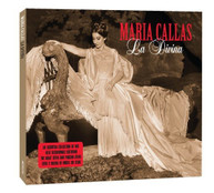 MARIA CALLAS - LA DAVINA (UK) CD