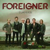 FOREIGNER - FOREIGNER CLASSICS (UK) CD
