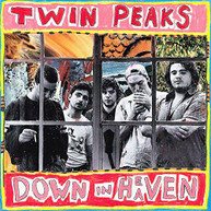 TWIN PEAKS - DOWN IN HEAVEN - CD