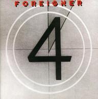 FOREIGNER - 4 (BONUS TRACKS) CD