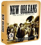 NEW ORLEANS VARIOUS (UK) CD