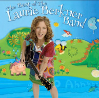 LAURIE BERKNER - BEST OF THE LAURIE BERKNER BAND (DIGIPAK) CD