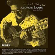 ALEXANDRE LAGOYA - L'ART DE ALEXANDRE LAGOYA (IMPORT) CD