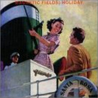 MAGNETIC FIELDS - HOLIDAY - CD