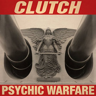 CLUTCH - PSYCHIC WARFARE (DIGIPAK) CD