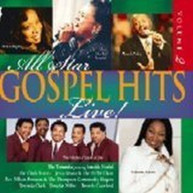 ALL STAR GOSPEL HITS 2: LIVE VARIOUS (MOD) CD