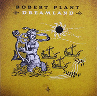 ROBERT PLANT - DREAMLAND (IMPORT) CD