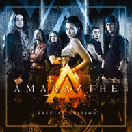 AMARANTHE - AMARANTHE (UK) CD