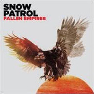 SNOW PATROL - FALLEN EMPIRES - CD