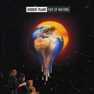 ROBERT PLANT - FATE OF NATIONS CD