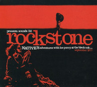 LEE SCRATCH PERRY - ROCKSTONE: NATIVE'S ADVENTURES WITH LEE PERRY AT CD