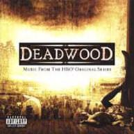 DEADWOOD: MUSIC FROM HBO ORIGINAL SERIES TV OST CD