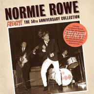 NORMIE ROWE - FRENZY! THE 50TH ANNIVERSARY COLLECTION - CD