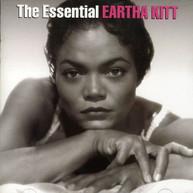 EARTHA KITT - ESSENTIAL EARTHA KITT CD