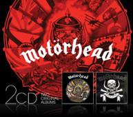 MOTORHEAD - 1916/MARCH OR DIE (IMPORT) CD