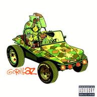 GORILLAZ - GORILLAZ (BONUS) (TRACKS) CD