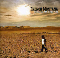 FRENCH MONTANA - EXCUSE MY FRENCH (CLEAN) CD