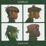GORILLAZ - DEMON DAYS (IMPORT) - CD