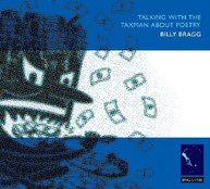 BILLY BRAGG - TALKING WITH THE TAXMAN ABOUT POETRY CD