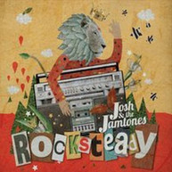 JOSH & THE JAMTONES - ROCKSTEADY CD