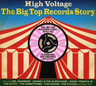 BIG TOP RECORDS STORY VARIOUS (UK) CD