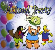 JULIE K - ANIMAL PARTY CD