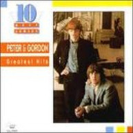 PETER & GORDON - GREATEST HITS CD