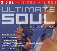 ULTIMATE SOUL COLLECTION VARIOUS CD