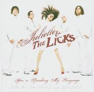 JULIETTE & THE LICKS - YOU'RE SPEAKING MY LANGUAGE (UK) CD