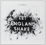 PJ HARVEY - LET ENGLAND SHAKE (JEWEL CASE) CD