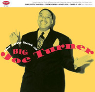 JOE TURNER - VERY BEST OF BIG JOE TURNER (REISSUE) CD