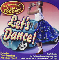 R & R CHART -TOPPERS:LET'S DANCE VARIOUS CD