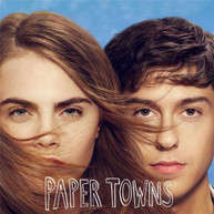 VARIOUS ARTISTS - MUSIC FROM THE MOTION PICTURE PAPER TOWNS - CD