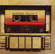 GUARDIANS OF THE GALAXY / VARIOUS (IMPORT) CD