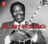 B.B. KING - BB KING & THE KINGS OF ELECTRIC BLUES (UK) CD