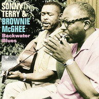 SONNY TERRY BROWNIE MCGHEE - BACKWATER BLUES CD