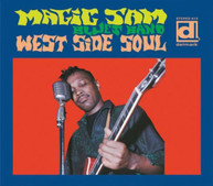 MAGIC SAM - WEST SIDE SOUL (REISSUE) CD