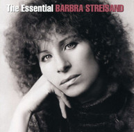 BARBRA STREISAND - ESSENTIAL BARBRA STREISAND (LTD) CD