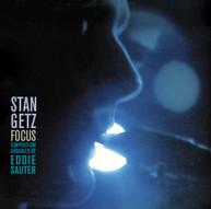 STAN GETZ - FOCUS / COOL VELVET CD