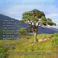 FAVOURITE SCOTTISH SONGS VARIOUS (UK) CD