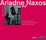 R. STRAUSS WEIGLE NYLUND - ARIADNE AUF NAXOS CD