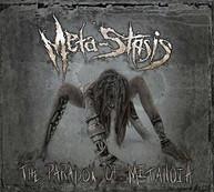 META -STASIS - PARADOX OF METANOIA (UK) CD