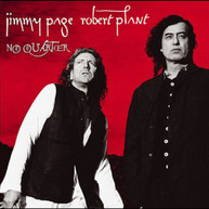 JIMMY PAGE ROBERT PLANT - NO QUARTER: JIMMY PAGE & ROBERT PLANT CD