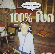 MATTHEW SWEET - 100% FUN - CD